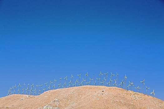 Tehachapi Pass Wind Farm by Jim West