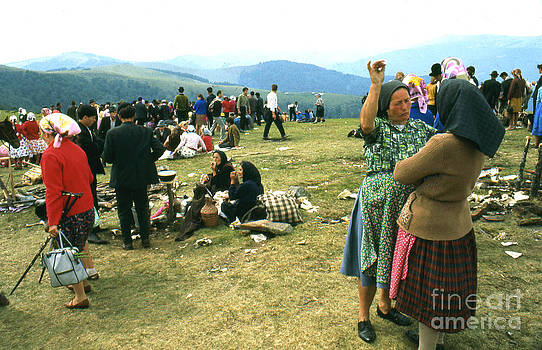 Transylvanian Fair 1969 by Erik Falkensteen