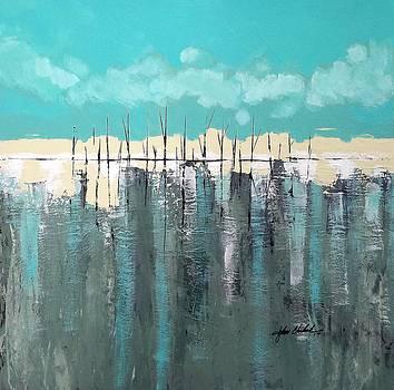 50 Shades Of Blue by John Chehak