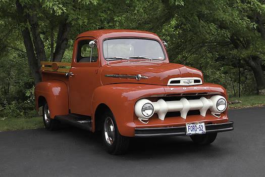 52 Ford by Teresa Moore