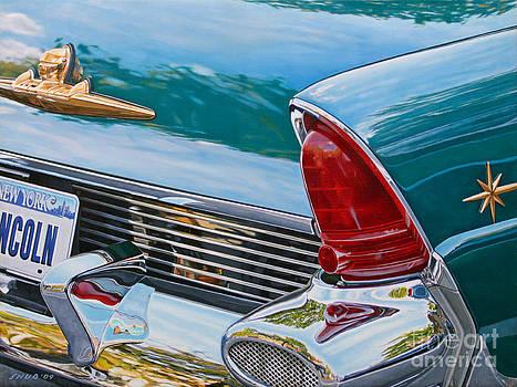 '56 Lincoln by Stephen Shub