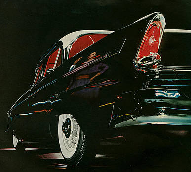 1950s Usa Plymouth Magazine Advert by The Advertising Archives