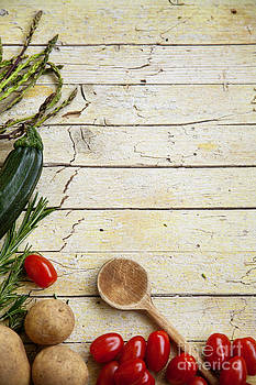 Mythja  Photography - Fresh organic vegetables