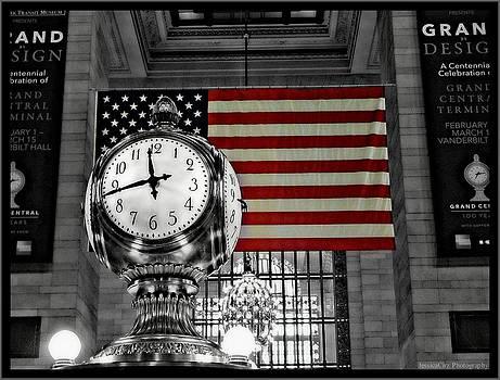 Grand Central Station by Jessica Cirz