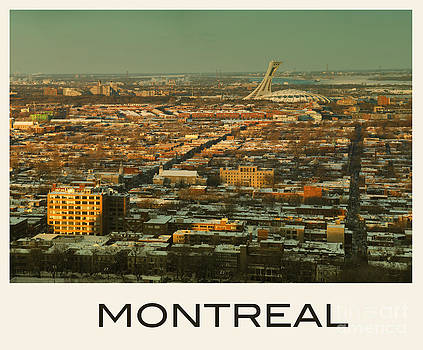 Montreal by Isabel Poulin