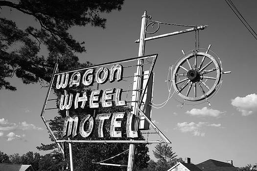 Frank Romeo - Route 66 - Wagon Wheel Motel