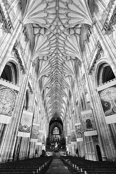 Steven Poulton - Winchester Cathedral