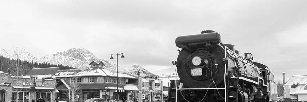 R J Ruppenthal - 6015 in Jasper Alberta