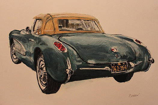 63' Corvette by Patricio Lazen