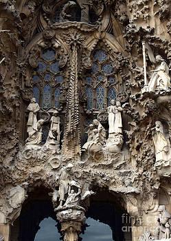 Gregory Dyer - Barcelona Spain - La Sagrada Familia