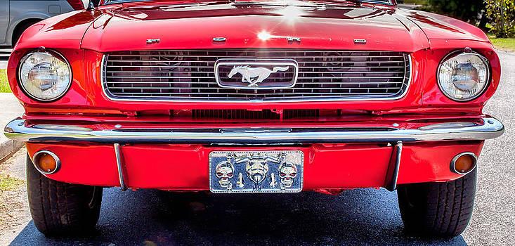 66 Mustang Grill by Lynne Jenkins