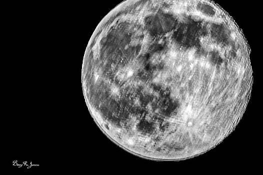 Barry Jones - Lunar - Astronomy - 7-12-14 Super Moon