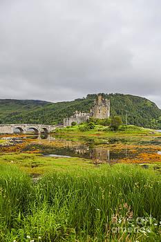 Patricia Hofmeester - Eilean Donan castle