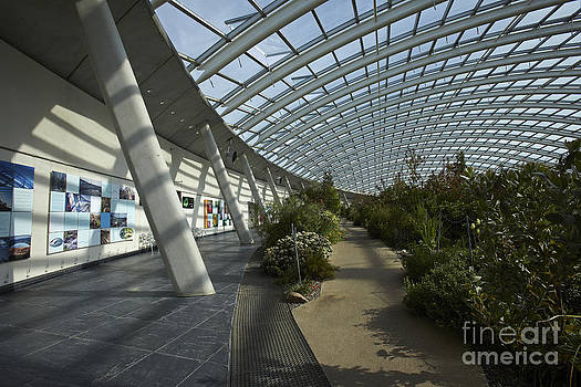 Great Glasshouse by Premierlight Images