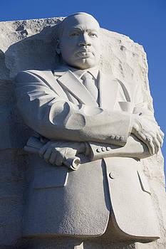 Martin Luther King Jr Memorial by JP Tripp