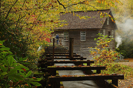 Mingus Mill  by Jerry Mann