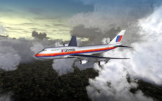 747 18x28.8 04 by Mike Ray