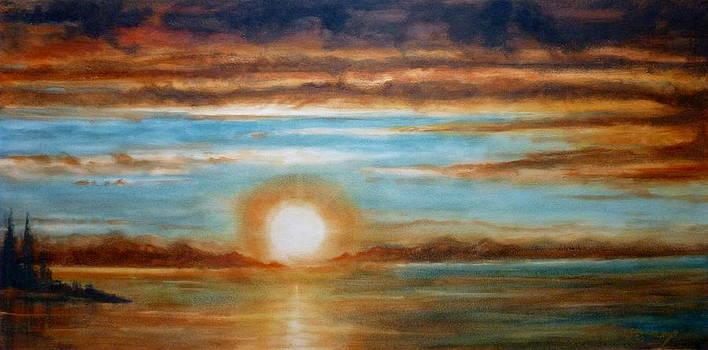 Earth Light Series by Len Sodenkamp
