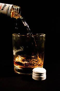 Whiskey Art by Amy Lingle