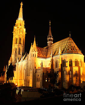 Gregory Dyer - Budapest Hungary Cathedral