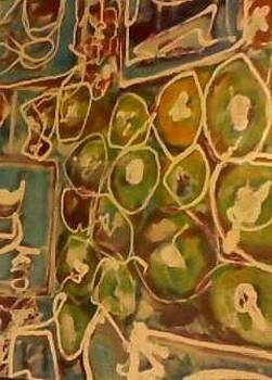 85 Pence-Apple by Dorothy Rafferty
