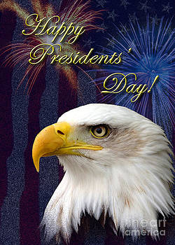 Jeanette K - Presidents Day Eagle