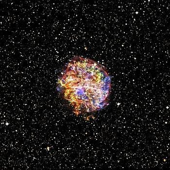 Supernova Remnant by Nasa