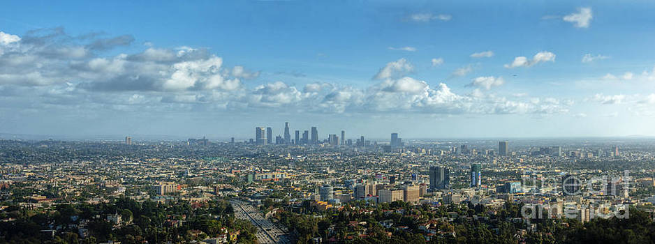 David Zanzinger - A 10 day in Los Angeles