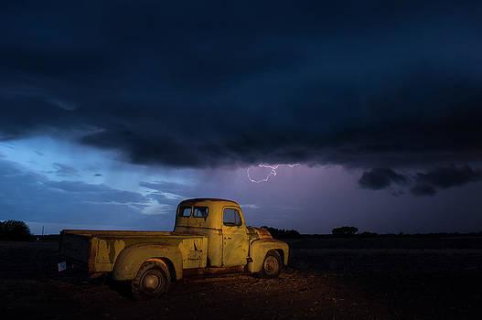 A 1951 International Harvester Pickup by Joel Sartore