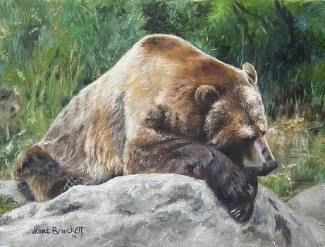 A Bear of a Prayer by Lori Brackett