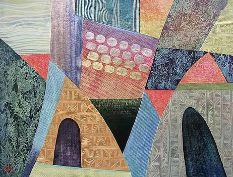 A Beautiful Way in by Jennifer Baird