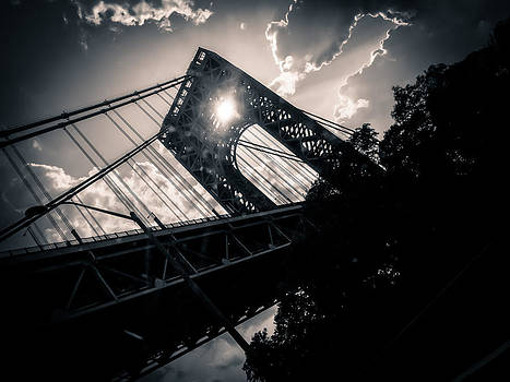 A Bridge in New York by Michael Rigamer