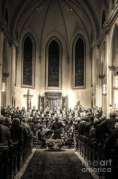A Christmas Choir by Maddalena McDonald