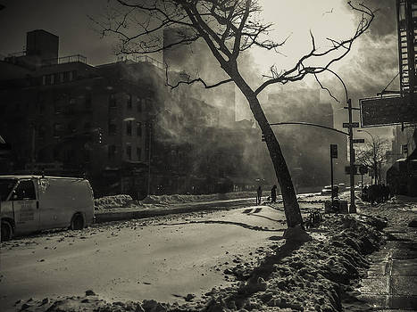 A Cold Day in New York by Brent Roberts