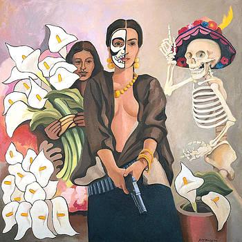 A Dangerous Woman by Susan McNally