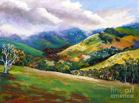 A day at the Hills by Marieve Ortiz