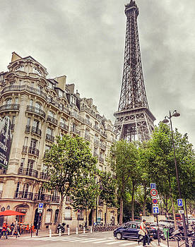 A Day In Paris by Tanis Crooks