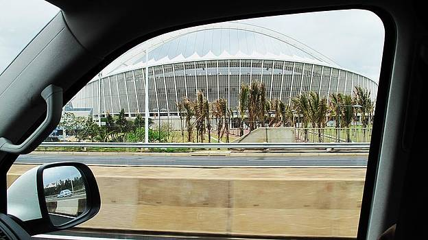 A Dome In Durban by Frank Chipasula