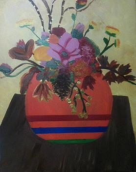 A Fall bouquet by Toni  Di Nuzzo