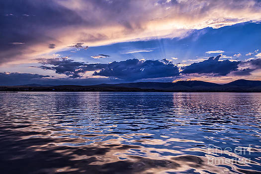 A Fine Flathead Sunset II by Scotts Scapes