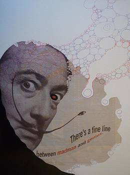 A Fine Line by Douglas Fromm