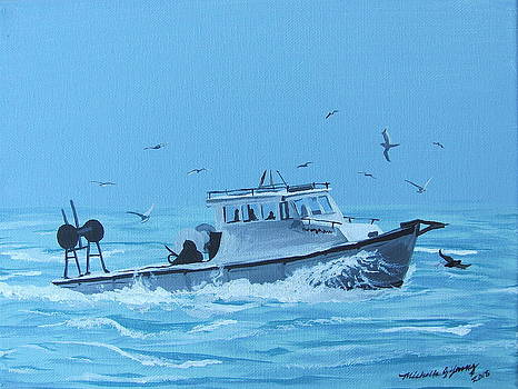 A Fishermen's Journey by Michelle Young