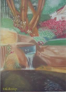 A Garden Of Peace by Robert Bray