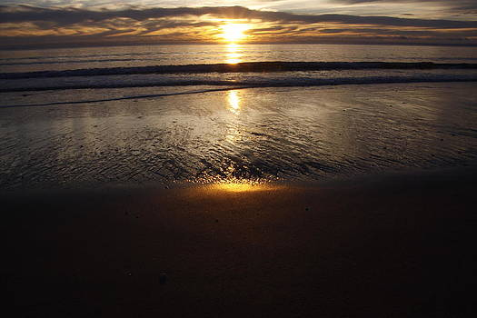 A Golden Sunrise by Debbie Howden