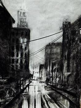 A Gray City study by Julianna Wells