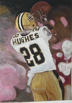 A Hughes Saint by Darrell Hughes