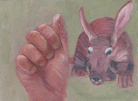 A is for Aardvark by Jessmyne Stephenson