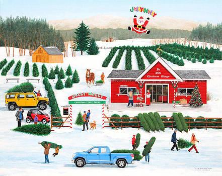 A Jolly Holly Holiday by Wilfrido Limvalencia