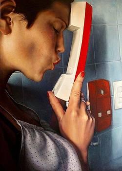 A Kiss Online by Lucas Salgado