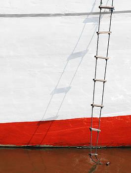 A Ladder by Glennardy Gabo